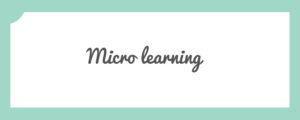 Un parcours Micro-learning pour les contrats pro!